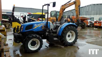 Tractor agricola New Holland TD4.90F - 1